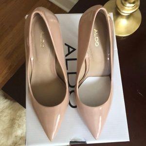 Aldo Shoes - Nude Aldo heels